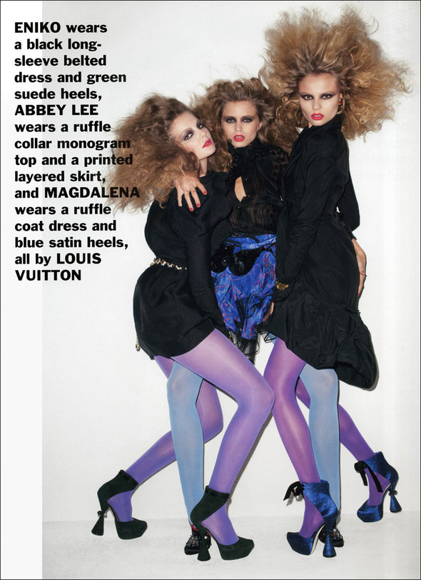 Purple Fashion: Best of the season by Terry Richardson. Изображение № 21.