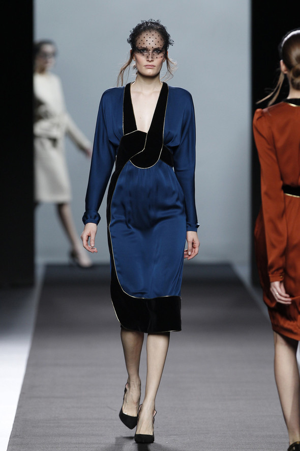 Madrid Fashion Week A/W 2012: Miguel Palacio. Изображение № 2.
