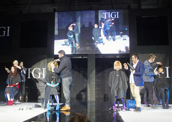Официальный запуск компании TIGI в России. Изображение № 9.