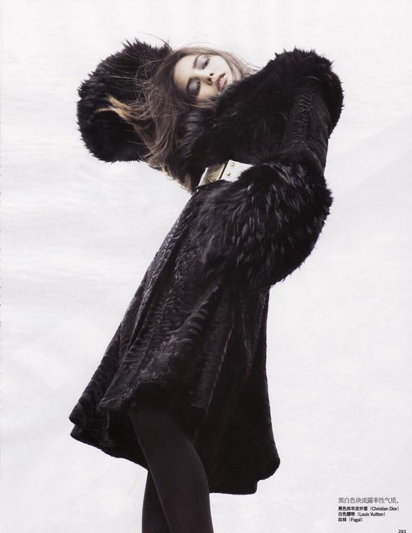 China Vogue January 2008. Изображение № 16.