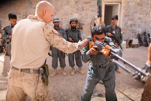 Афганистан. Военная фотография. Изображение № 216.