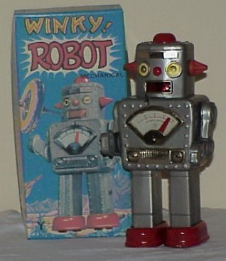 Ретро роботы. Изображение № 13.