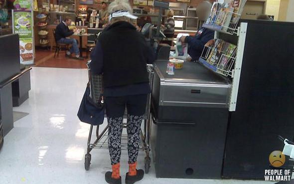 Покупатели Walmart илисмех дослез!. Изображение № 89.