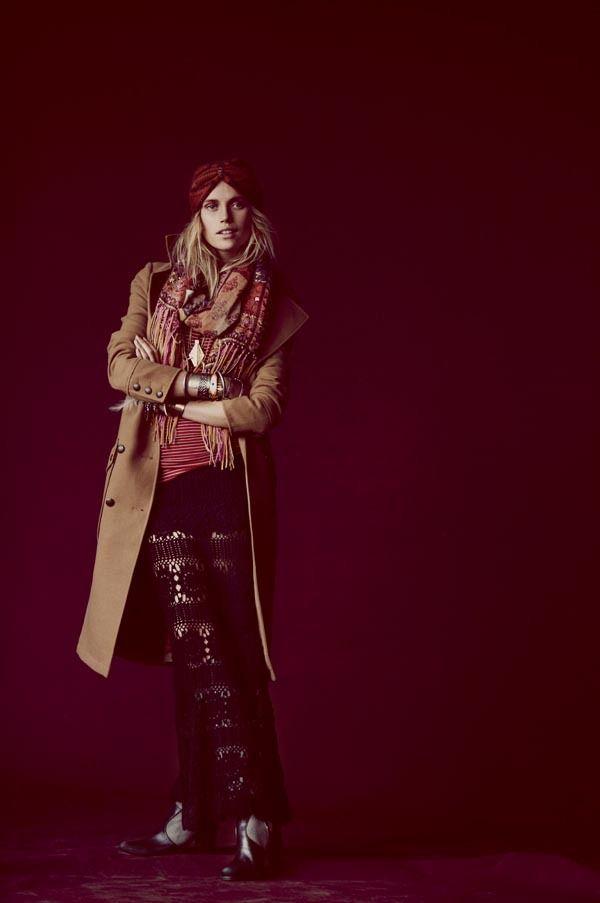 Вышли новые лукбуки Zara, Free People, Mango и других марок. Изображение № 4.