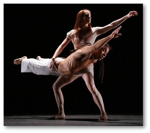 Танцевальные структуры Pilobolus. Изображение № 25.