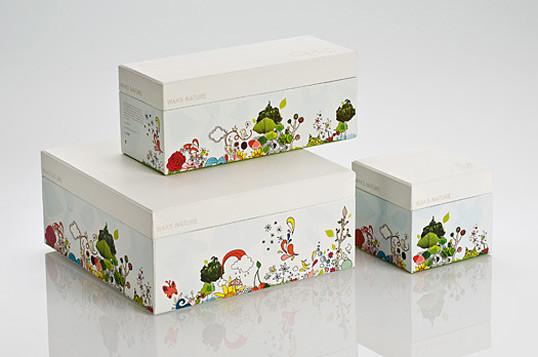 10 Необычных Дизайнов Упаковки. Изображение № 6.
