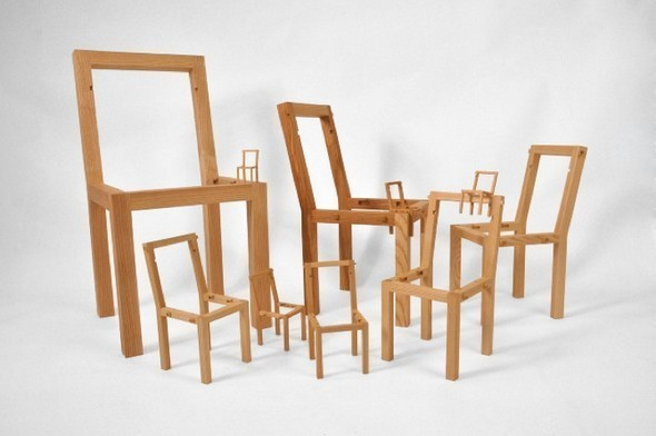 Изображение 7. Предмет: Оптический стул.. Изображение № 7.