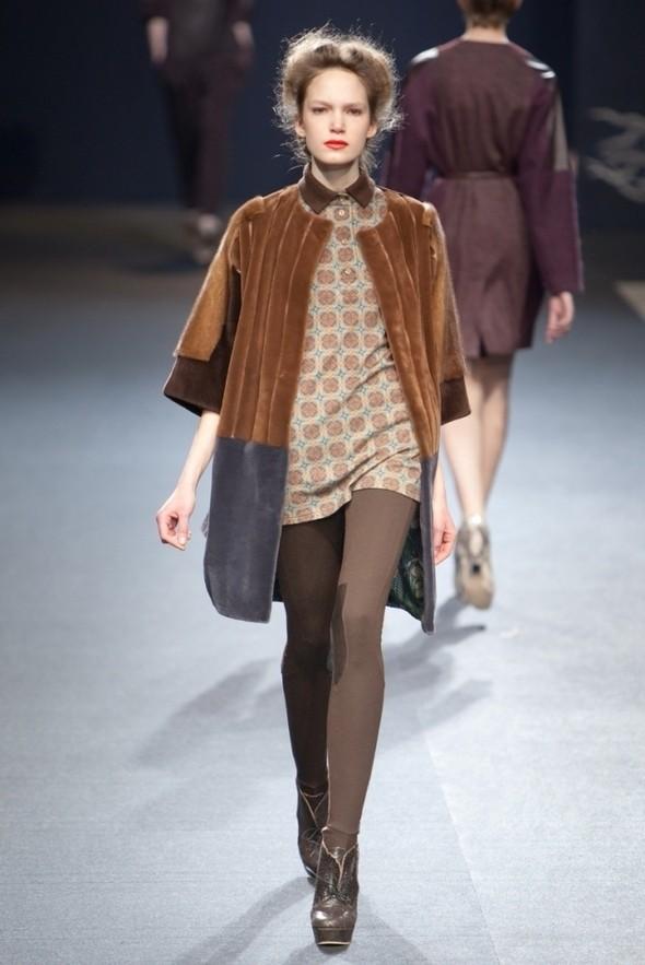 Изображение 3. Мария Раева. Востребованные русские модели FW 2011/12.. Изображение № 6.
