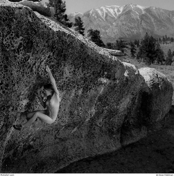 Dean Fidelman. Stone nudes. Изображение № 12.