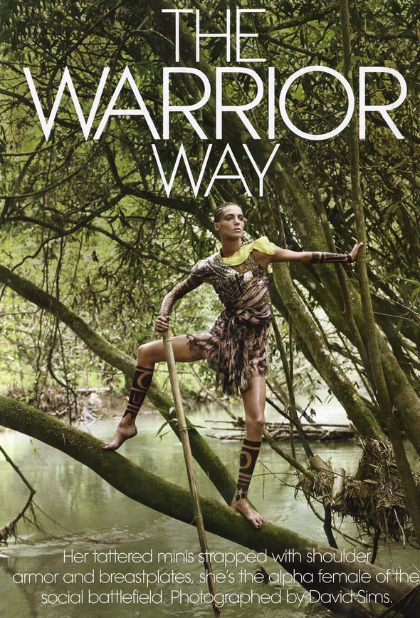 The Warrior Way. Изображение № 1.
