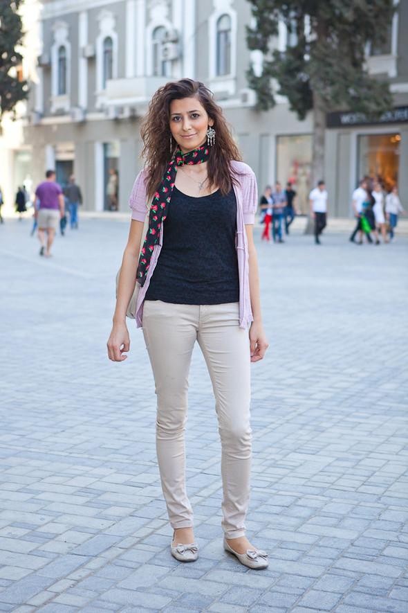 Baku Street Fashion | Spring 2012. Изображение № 34.