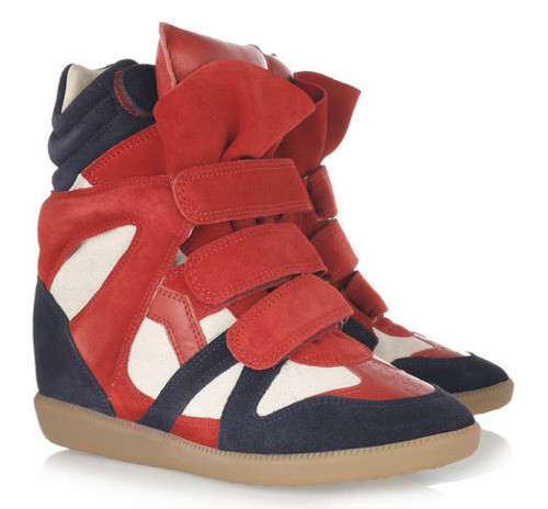 Isabel Marant Sneakers. Изображение № 6.