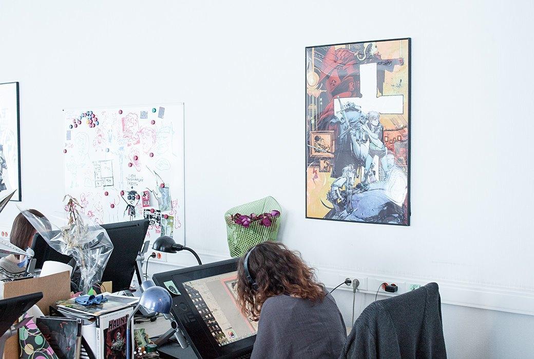 Кто пишет, рисует и продает комиксы  про русских супергероев . Изображение № 43.