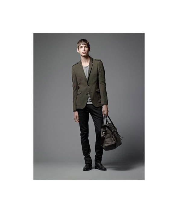 Лукбук: Burberry Black Label Fall 2011. Изображение № 4.