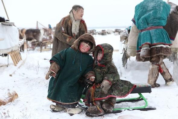 Путешествие на Север к ненцам. Изображение № 9.