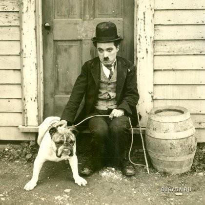 Изображение 2. «БЫТЬ САМИМ СОБОЙ». В память о Чарли Чаплине.. Изображение № 4.