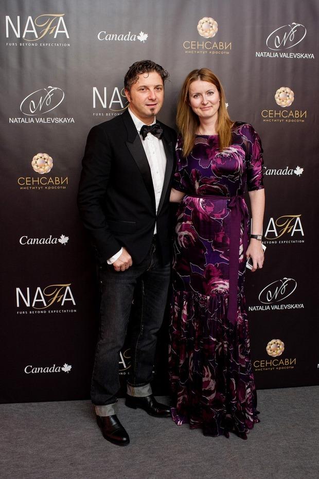 Показ NAFA: романтика прошлого века и роскошь нашего времени.. Изображение № 13.