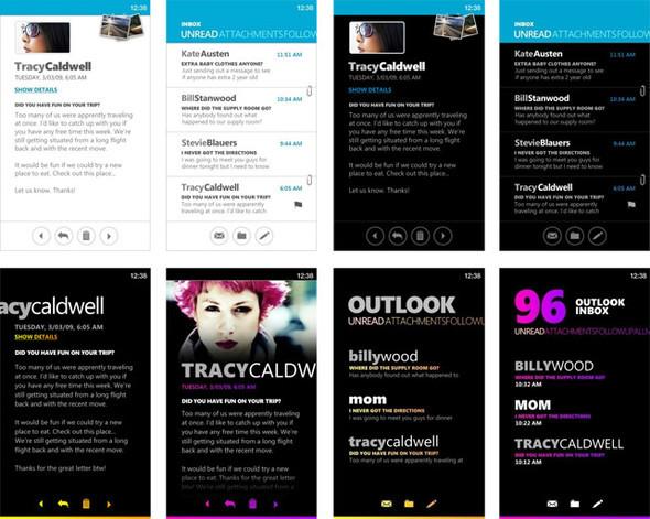 Концепт «Метро» Windows Phone 7 Series. Изображение № 8.