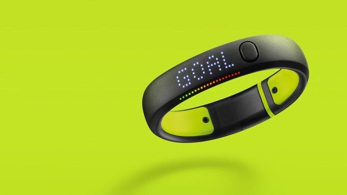 Фитнес-трекер Nike+ FuelBand. Изображение № 2.