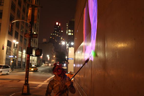 Sweat Shoppe: рождение видео-граффити. Изображение № 5.