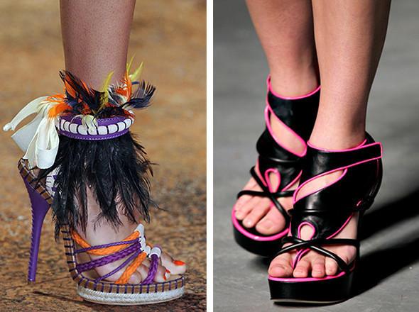 Walking in my shoes: 10 тенденций обуви весны-лета 2011. Изображение № 70.