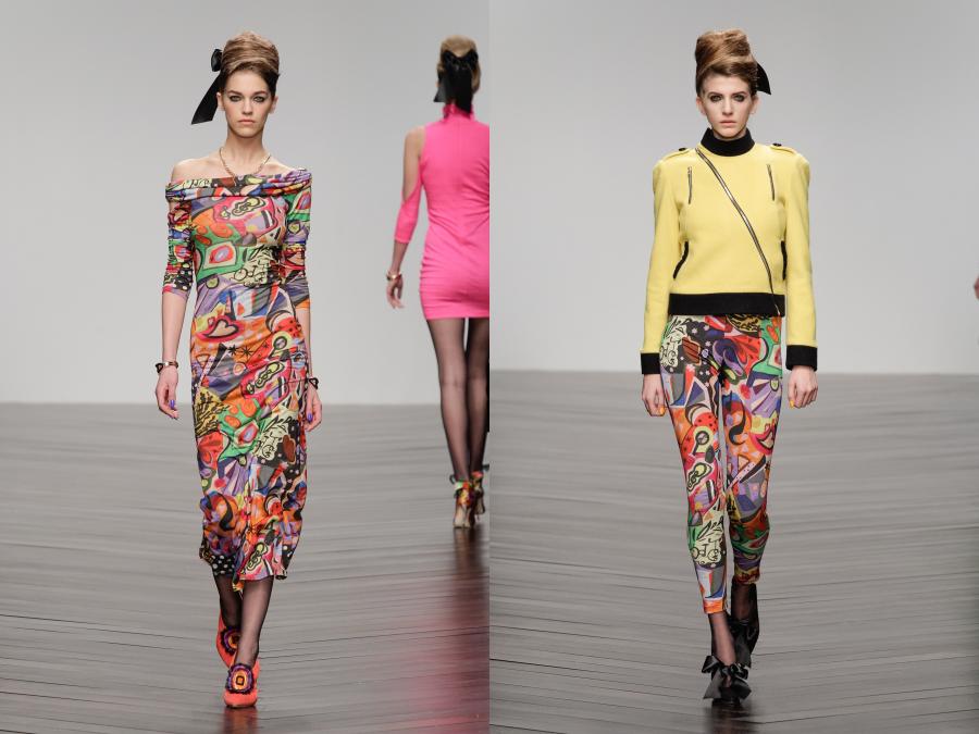 Неделя моды в Лондоне:  День 1. Изображение № 17.