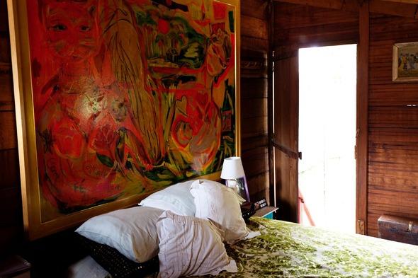 Дом и студия художницы Isabelle Tuchband в Сан Пауло.. Изображение № 14.