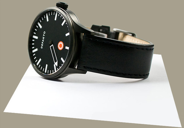 DEFAKTO – часы с одной стрелкой. Изображение № 9.