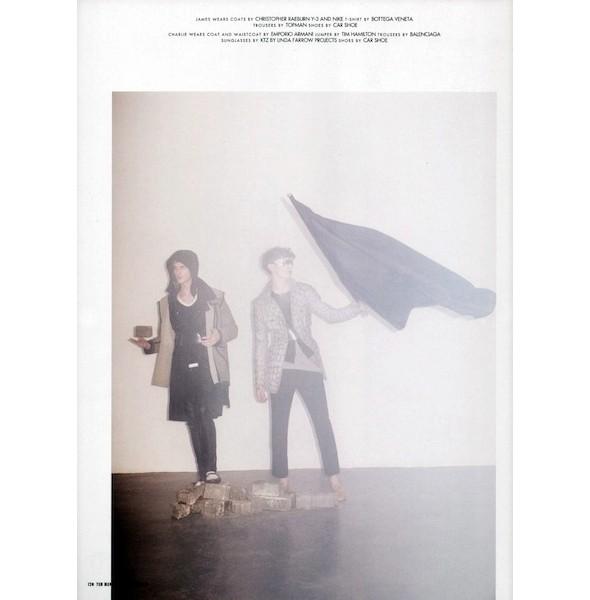 Изображение 27. Мужские съемки: Vogue, L'Officiel и другие.. Изображение № 36.