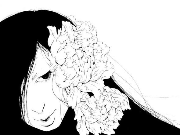 Katsuta Mako – черно-белая грация. Изображение № 30.