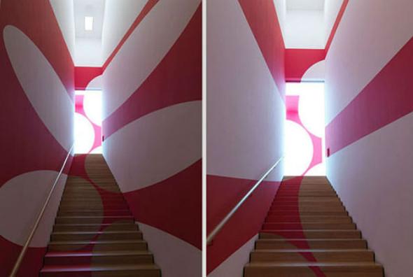 10 художников, создающих оптические иллюзии. Изображение №79.