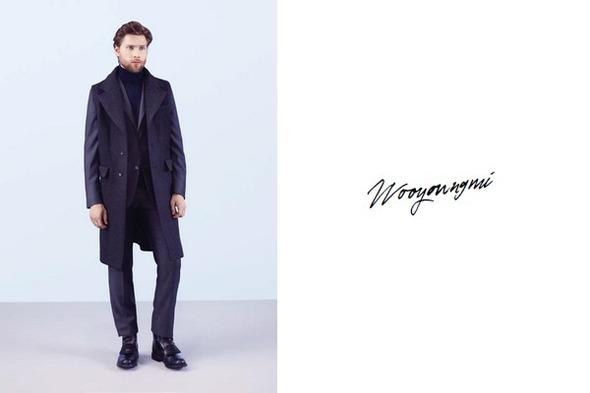 Новые мужские лукбуки Louis Vuitton, Marc Jacobs и Fred Perry. Изображение № 1.