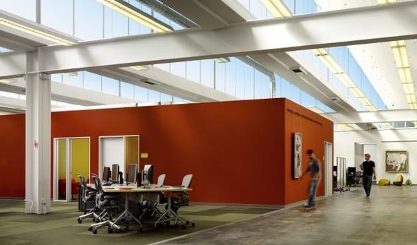 Офис Facebook вПало-Альто. Изображение № 13.