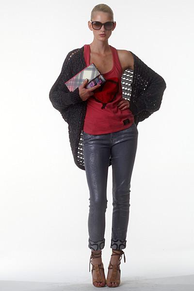Лукбук: Vivienne Westwood Anglomania SS 2012. Изображение № 31.