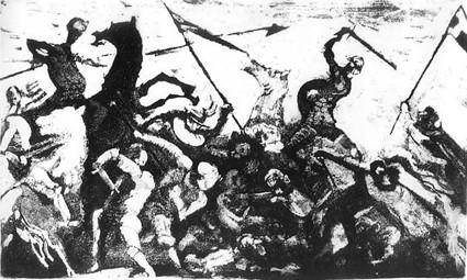 Максим Кантор «Учебник рисования». Изображение № 4.