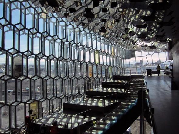 Культурный центр из стекла в Рейкьявике. Изображение № 10.