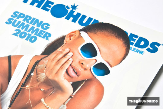 DITCH MAG: The Hundreds. Изображение № 19.