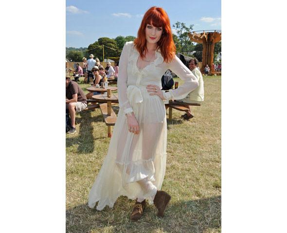 Люди на фестивале Glastonbury. Изображение № 4.