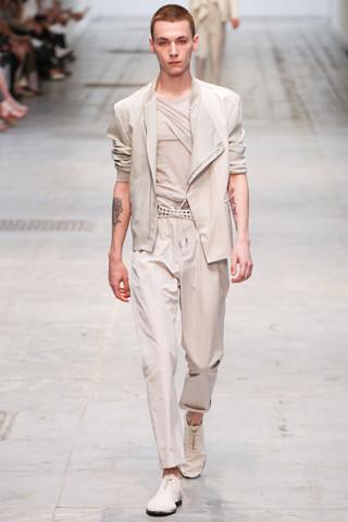 Неделя мужской моды в Милане: День 1. Изображение № 8.