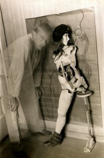 Сюрреалистические куклы Ханса Беллмера. Изображение № 7.
