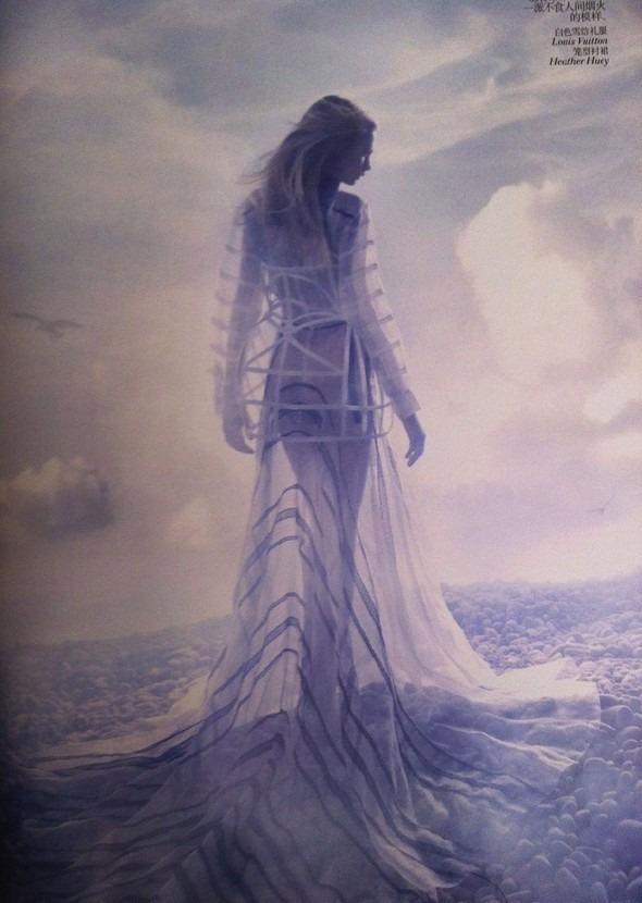 Snow White: Модные съемки к выходу «Ледникового периода». Изображение № 25.