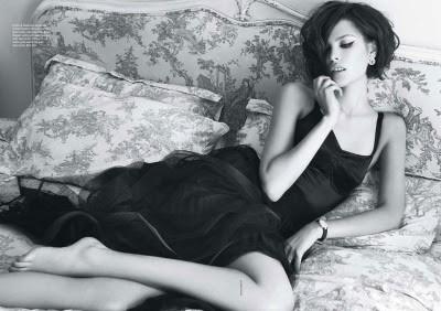 Vogue Australia September 2010. Изображение № 12.