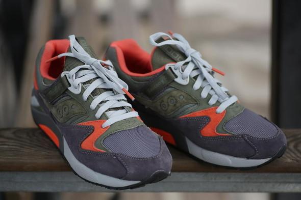 Saucony x Packer Shoes в России. Изображение № 3.