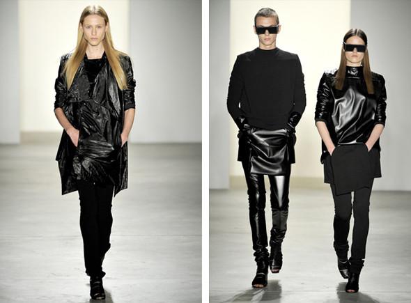 Показы на неделе моды в Нью-Йорке: мнения. Изображение № 4.