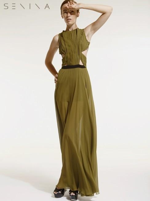 Лукбук: SENINA FW 2011. Изображение № 18.
