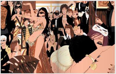 Jordi Labanda – иллюстратор современной жизни. Изображение № 20.