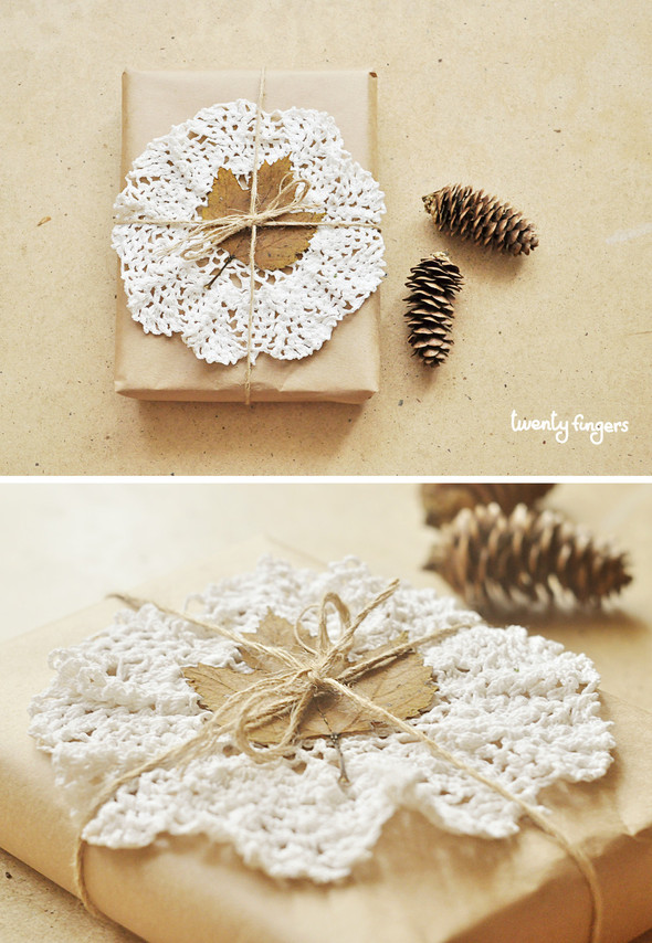 Упаковываем подарки!. Изображение № 10.
