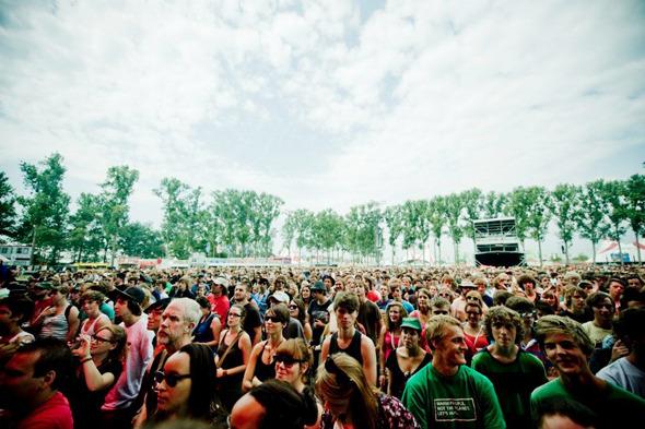 Фестиваль Pukkelpop в Бельгии: Развлечения кроме пива и шоколада. Изображение № 14.