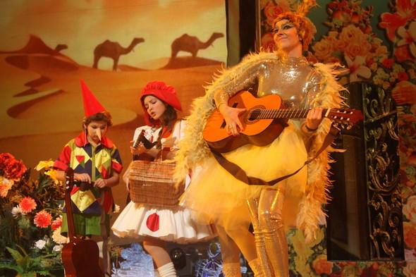 Премьера самого волшебного и музыкального новогоднего спектакля. Изображение № 4.