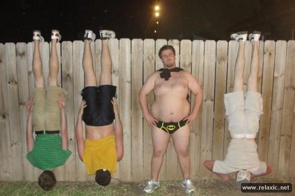 Встать в позу: планкинг, оулинг, типотинг, бэтменинг, хорсменинг. Изображение № 34.
